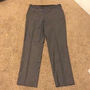 Like New Apt. 9 Gray Dress Pants Size 32x30